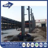 Taller estructural de acero Pre-Dirigido Q235B del marco con la disposición