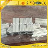 Taglio di alluminio di profilo dei 6000 di serie grossisti di alluminio dell'espulsione