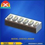 Dissipador de calor combinado freqüentemente usado refrigerar de ar para o conversor de freqüência