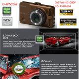 """Новая полная камера автомобиля HD1080p с экраном 3.0 """" TFT, G-Датчиком, камерой автомобиля 5.0mega, углом взгляда 170degree, ночным видением, автомобилем DVR-3031 иК СИД"""