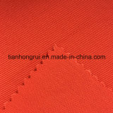 Wuhan Manufactory Supply Veste résistante à la flamme Polyester Oxford Fabric