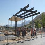 판매를 위한 금속 구조 주유소 헛간 건물