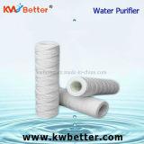 De Ceramische Patroon van uitstekende kwaliteit van de Filter van het Water met de Wond van het Koord van pp