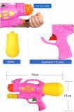 Pistola de agua plástica del arma de agua de los juguetes del verano de los juegos al aire libre de la playa