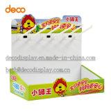 小売りのための装飾的なボール紙のディスプレイ・ケースのカウンターの表示