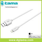 Mfi молнии 8pin кабель круглый формы поручать и Sync для Apple