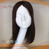 브라질 머리 브라운 색깔 Toupee 머리 피스 (PPG-l-01122)