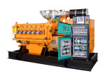 Генератор газовый двигатель