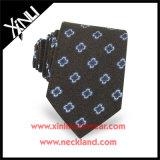 Legame di seta tessuto jacquard Handmade di 100% per gli uomini