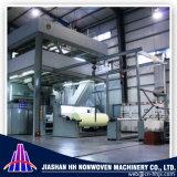 중국 2.4m SMS PP Spunbond 짠것이 아닌 직물 기계
