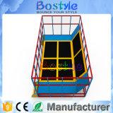 Tremplin d'intérieur utilisé par matériel de pente commerciale de forme physique mini à vendre