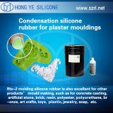 Gomma di silicone del modanatura di RTV per la muffa del cemento, EL Molde De Cemento del Caucho De Silicona RTV De Moldeo PARA