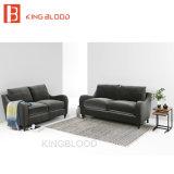 Mobilia verde moderna del sofà di Loveseat del velluto di stile