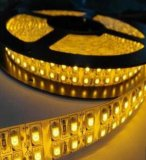 Tira flexible de la fila 5050 del tubo doble LED del silicón