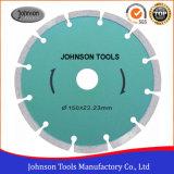 105-350mm hoja de sierra de diamante segmentado para uso general