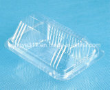 O PVC transparente caixa de embalagem de alimentos