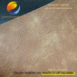 Effekt-synthetisches Leder für Schuh Flc16g27A weg auftragen