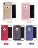 Al por mayor para la cubierta más del caso del acoplamiento 6 del iPhone 6, caso del acoplamiento del teléfono móvil para el iPhone 6