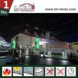 tentes de double pont de crête élevée de 20m x de 50m avec le mur dur d'ABS pour le salon de luxe de VIP