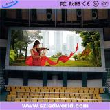 Tabellone per le affissioni fisso dell'interno di colore completo LED di SMD per la pubblicità (P3, P4, P5, P6)