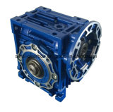 Borde B14 de la entrada de información con la transmisión de potencia de la caja de engranajes del gusano del eje de salida