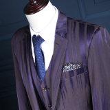 Höchstrevers-Wolle man knöpft Anzug
