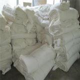 경쟁적인 공장 비용에 있는 우수한 질 기계 청소 옷 또는 백색 닦는 Rags
