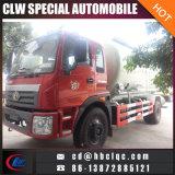 Foton 12cbm 12mtのバルクセメントのトラックの大きさのセメントの輸送のトラック
