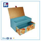 Caja de regalo hecha a mano del papel hecho a mano para empaquetar Jewerlry