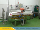 500L 통조림으로 만들어진 고기를 위한 전기 난방 살균제