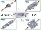2835 0.36W Bat-Wing Retroiluminación LED Módulo para Mini Canal Letras y Caja de Luz