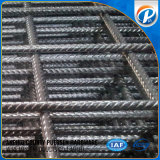具体的な構築の補強の鋼鉄によって溶接される金網