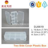 De dubbele Doos van de Uitrusting van de ZijDekking Plastic