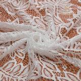 [فرنش] شريط بناء صنع وفقا لطلب الزّبون من بيضاء عرس ثوب قماش جيبور شريط بناء