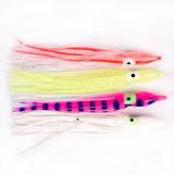 Attrait doux de poissons de vente d'usine de pêche de couleur chaude du matériel 12cm