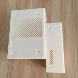 プラスチック急速なプロトタイピングサービス、注入型のプラスチックカバーを機械で造るOEM CNC