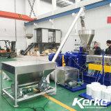 Het pelletiseren van de Lopende band van de Machine Voor PE van pp Materialen