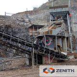 50-200tph金のために押しつぶす熱い販売の鉱山機械の石