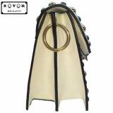 Borse del cuoio di sconto dei migliori di modo del cuoio delle borse sacchetti delle signore Nizza (QM-0707-3#)