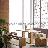 Mobília de madeira minimalista do restaurante ajustada (SP-CT591)