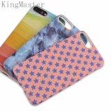 Водоустойчивый случай iPhone7 телефона бархата оправы металла|8 Samsung S7|S8