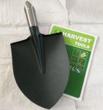 Schaufel-schwarzes Farben-Stahlschaufel-Kopf-Teil-Polierstutzen