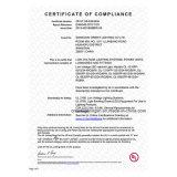 [أول] موافقة [19.2و/م] [24ف] [3500ك] [إبيستر] 2835 [لد] شريط