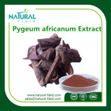 O extrato de Pygeum Africanum do extrato da planta da manufatura menciona a certificação