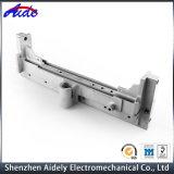 Precisión que procesa la pieza que muele de repuesto del CNC del acero inoxidable del avión