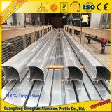 La pièce de nettoyage en aluminium profile l'extrusion de projet de purification pour l'usine pharmaceutique