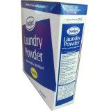 Poudre détergente de blanchisserie dans le carton 1kg