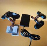 Sistema Android Ios do monitor da pressão de pneu de Bluetooth APP TPMS do telefone