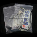 Elektronische Punten die de Plastiek Afgedrukte Zak van de Ritssluiting verpakken