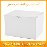 Blanco simple caja de papel barato